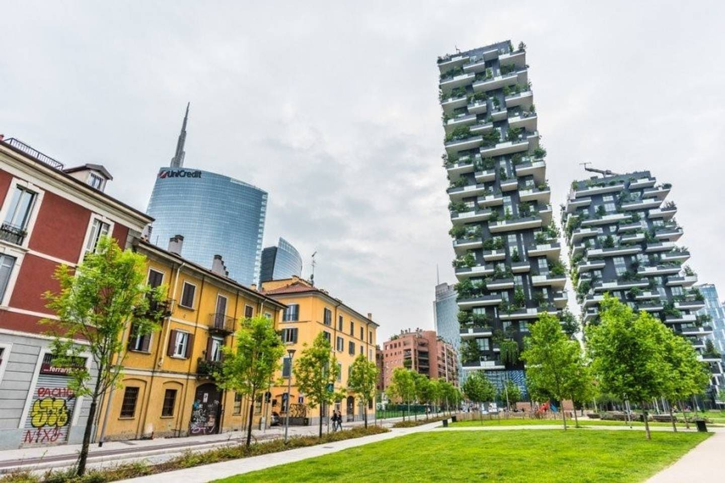 Isola is one of the coolest neighborhoods in Milan City Center