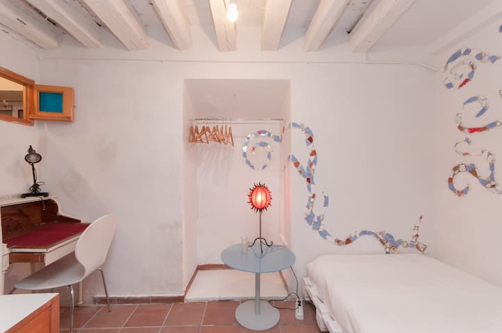 A town house in Madrid!!! - Madrid - Huis