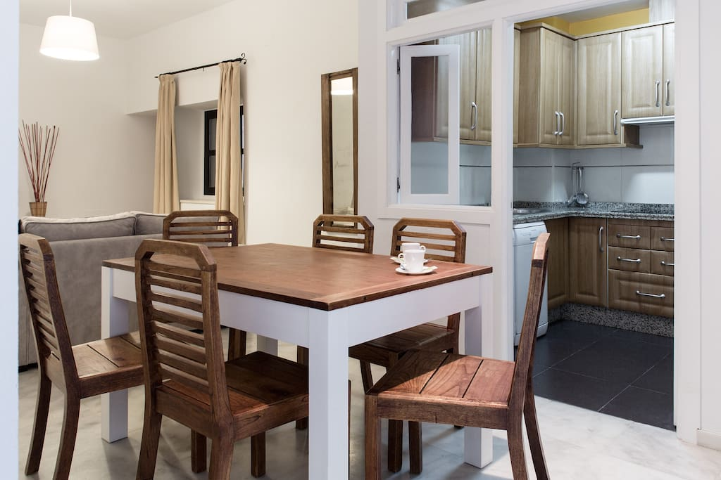 Salón / Living-room