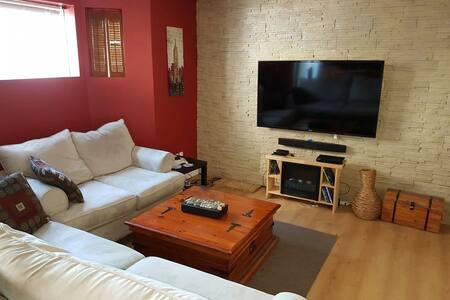 Cozy 1 bedroom condo quiet area - pierrefonds