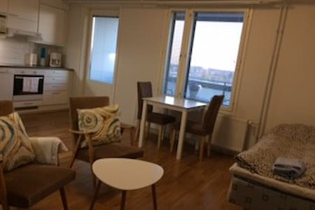 City-apartment in heart of Vaasa - 7 th floor - Apartment
