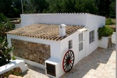 Formentera-Can Vital I- Sant Ferran - Formentera