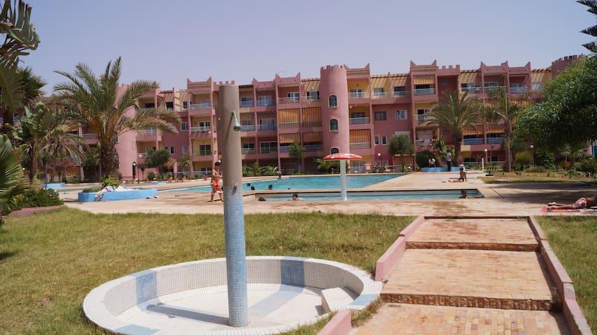 Sahara Beach  - El Mansouria - Apartment