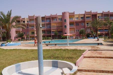 Sahara Beach  - El Mansouria - Daire