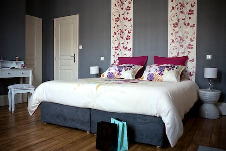 B&B de charme proche gare ARRAS - D - Arras - Bed & Breakfast