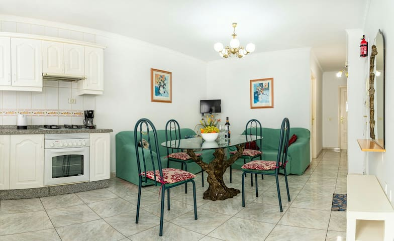 *Сosy apartment near the sandy beach