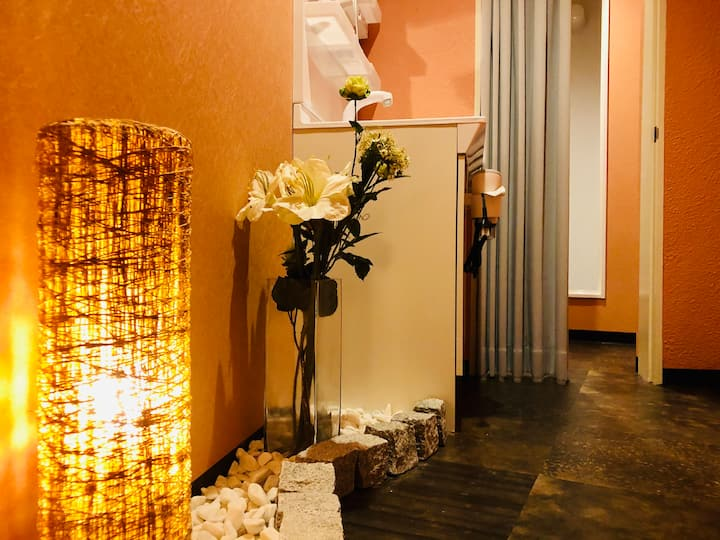 OHAYO hotel 匯家・北池袋 Tatami style private bathroom2