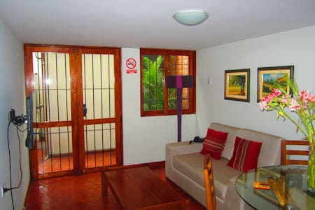 Miraflores close to beach  - Miraflores District