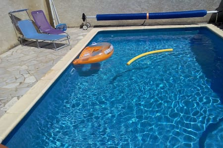 PISO AGRADABLE + PISCINA PRIVADA - Canet