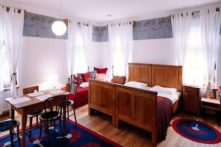 Familiy room for natural getaway - Kranjska Gora