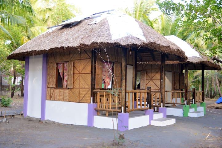 Bungalow in Sablayan Paraiso Beach Resort - Sablayan - Hostel