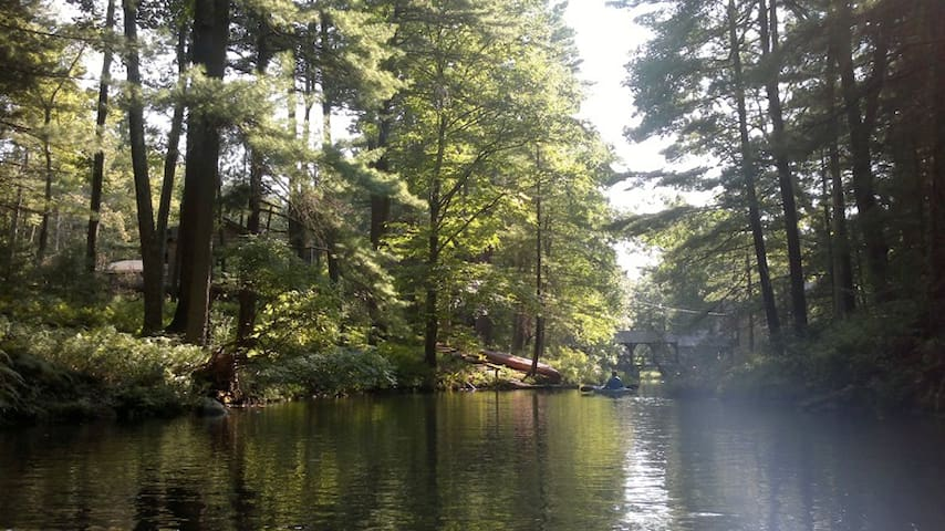 Inspiring Lower Catskills Getaway - Glen Spey - Casa