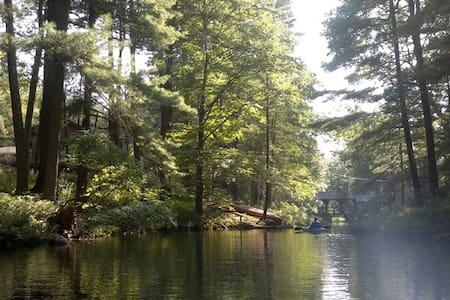 Inspiring Lower Catskills Getaway - Glen Spey - Rumah