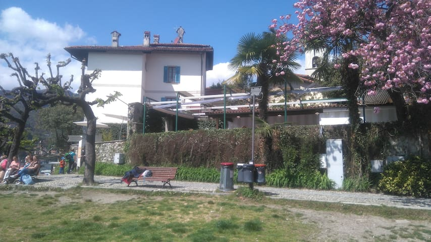 Stanze romantiche vista lago - Province of Verbano-Cusio-Ossola - Bed & Breakfast
