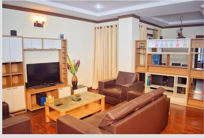 Spacious and cozy Apartment - Kathmandu