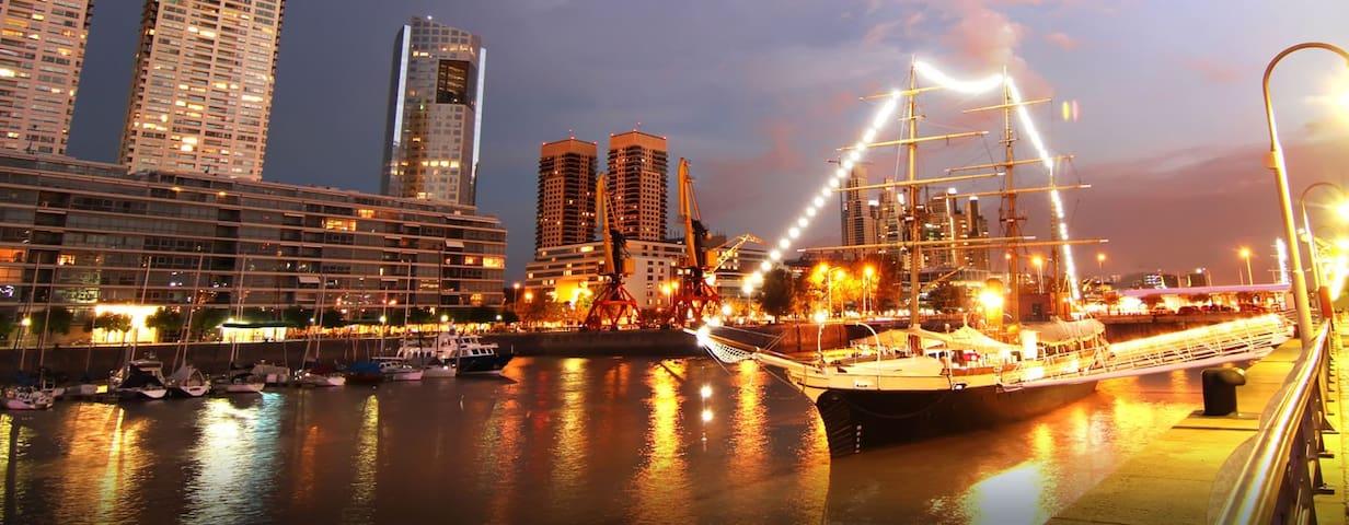 La mejor ubicación para disfrutar Buenos Aires !!