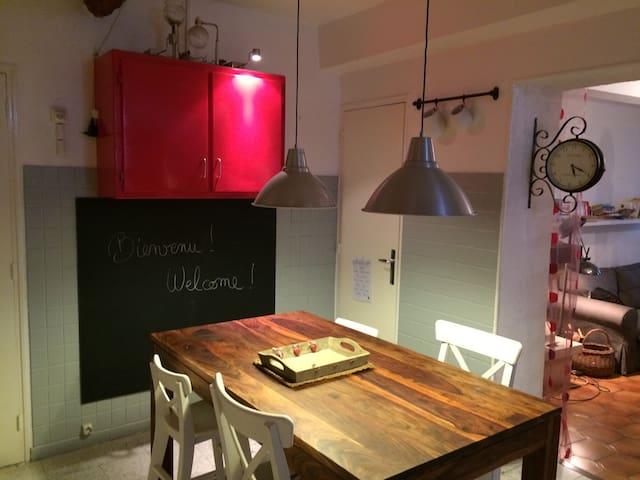 Provence Maison de village - Sainte-Tulle