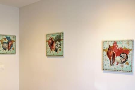 Chambre Quai des ormes - Esquinandra 2p - Barneville-Carteret