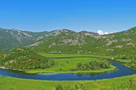Skadar Lake - Estate & Winery ''San Duyevo'' - Rijeka Crnojevića - Rumah