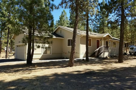 SIERRA MOUNTAIN GOLF/VACATION RETREAT - Portola