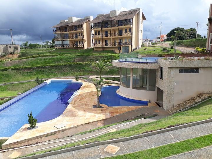 Apartamento aconchegante em Bananeiras