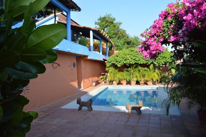 Villa con alberca, 10 personas - Stay clean & safe