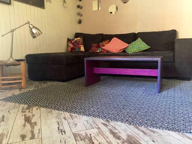 Appartement cosy au cœur de ValThorens