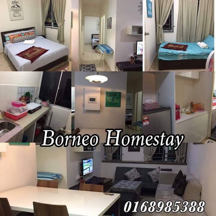 Borneo quest house