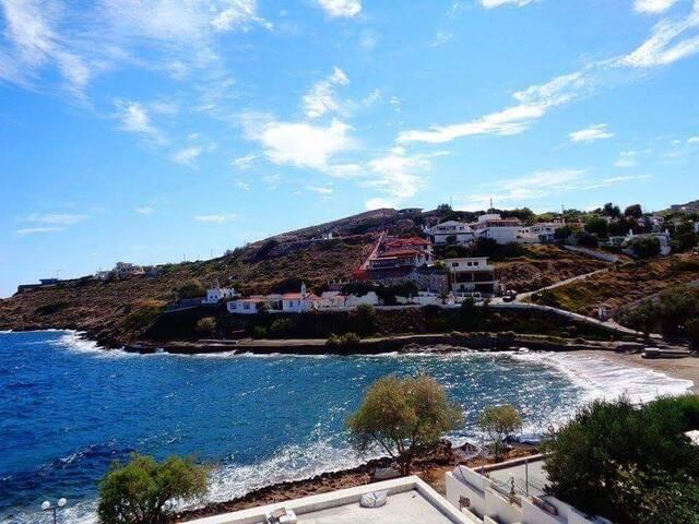 Ocean View Home - Villa Dei Santi - Keratea - Dům