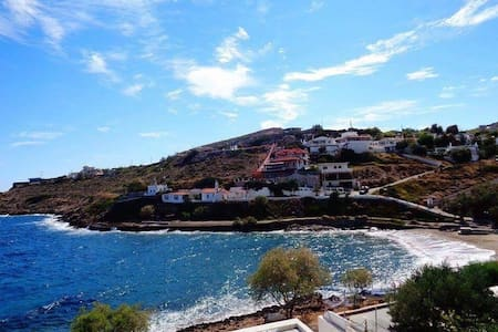 Ocean View Home - Villa Dei Santi - Keratea