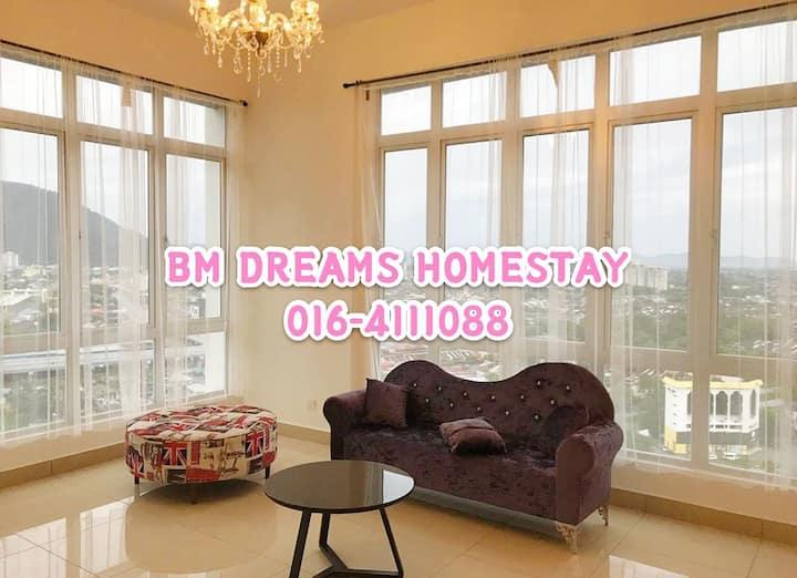 BM CITY豪华高级公寓 两间房间 豪华享受 亲民价格 欢迎提早预订 以获得更加多的优惠和折扣