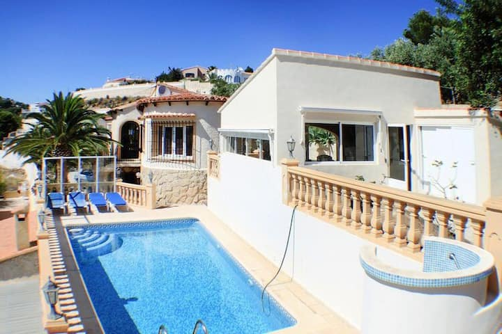 4 star holiday home in Calpe