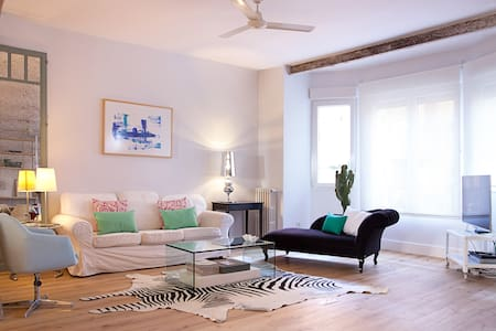 Juan de Austria -Madrid Center-Spacious 2 bedroom - Madrid