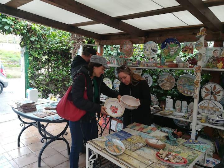 ceramic's workshop