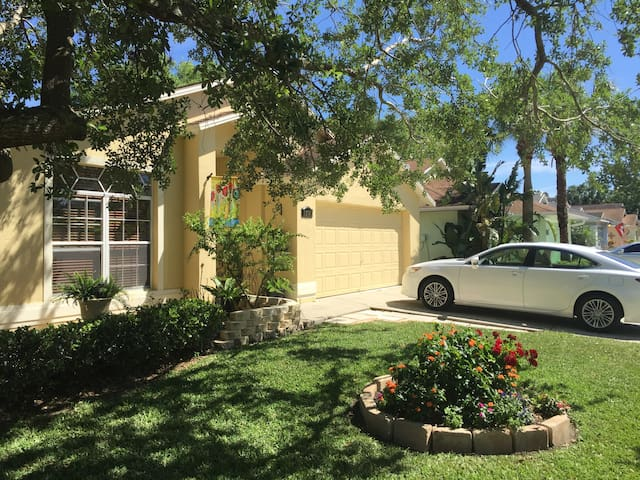 Casita del Sol - 2 bedroom PRIVATE Apt. in Home - Orlando - Apartamento