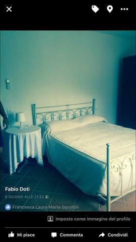 Fitto camere con il bagno in camera ad uso privat