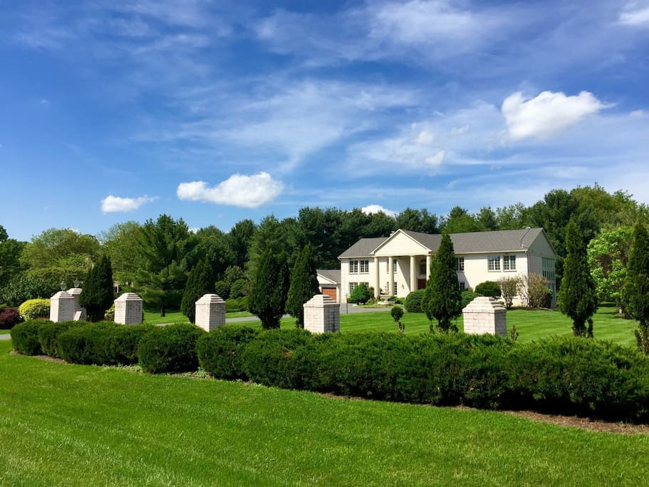 Gorgeous 7000SF+ Mansion on 2.5 acres