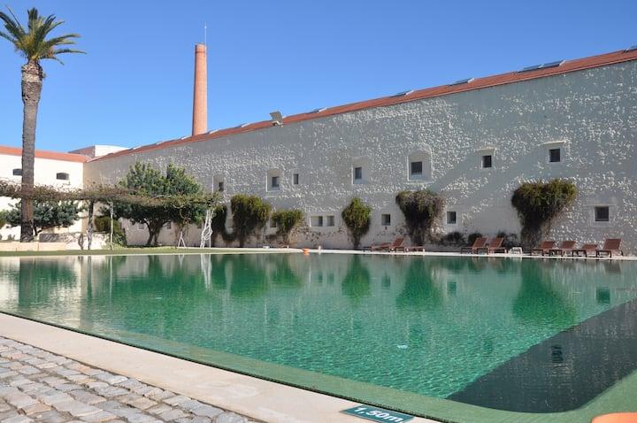 Convento das Bernardas - Moderno com História