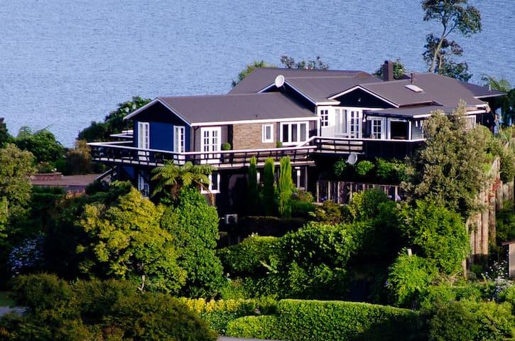 Ngamihi Lodge the Fantail Suite - Lake Okareka - Penzion (B&B)