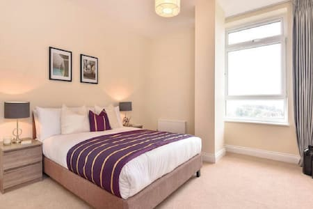 Nice welcoming double room - Ashford, England, GB - Appartement