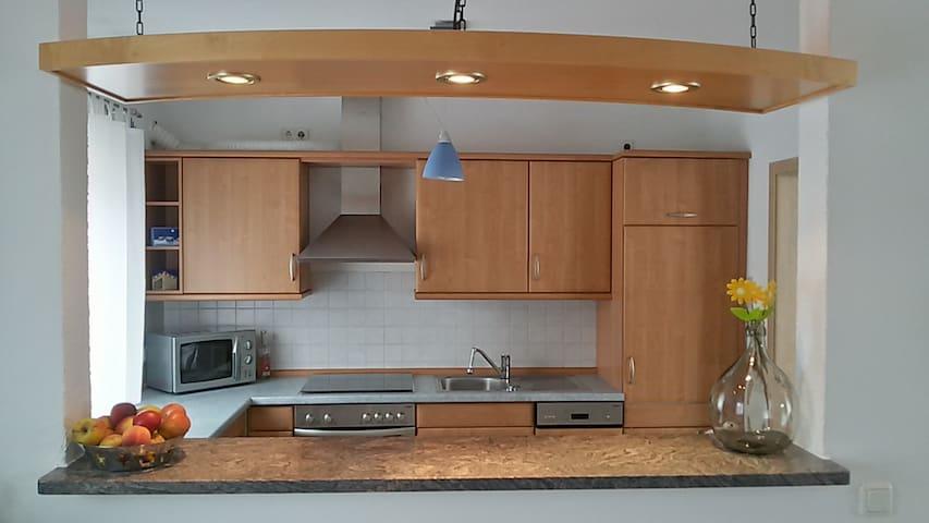 Schöne Wohnung-zur Miete für/ab ca.1-2 Monate