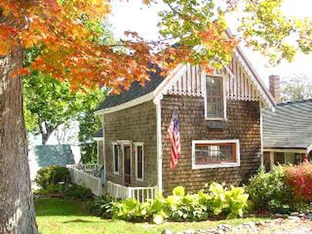 Barnacle Cottage - Northport - Ház