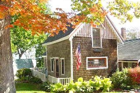 Barnacle Cottage - Northport - House