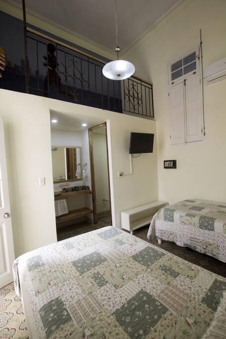 Habitación Malecom