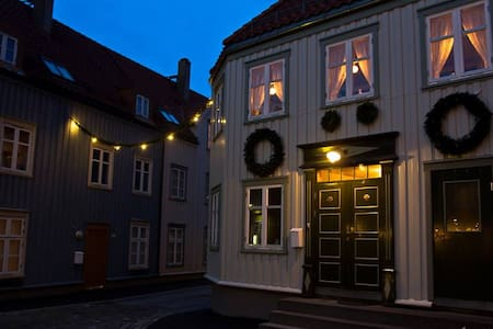 In beautifull Bakklandet with two parking spaces - Trondheim - Departamento