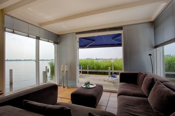 4- persons Vacation House + Boat! - Aalsmeer - House