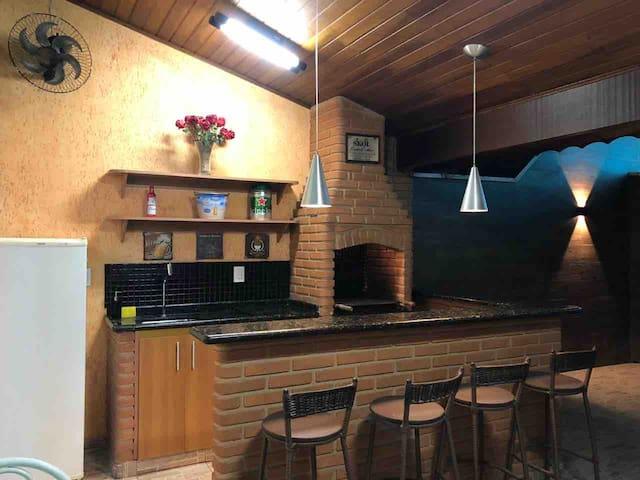 Casa Condominio villa flora Sumare (sobrado)