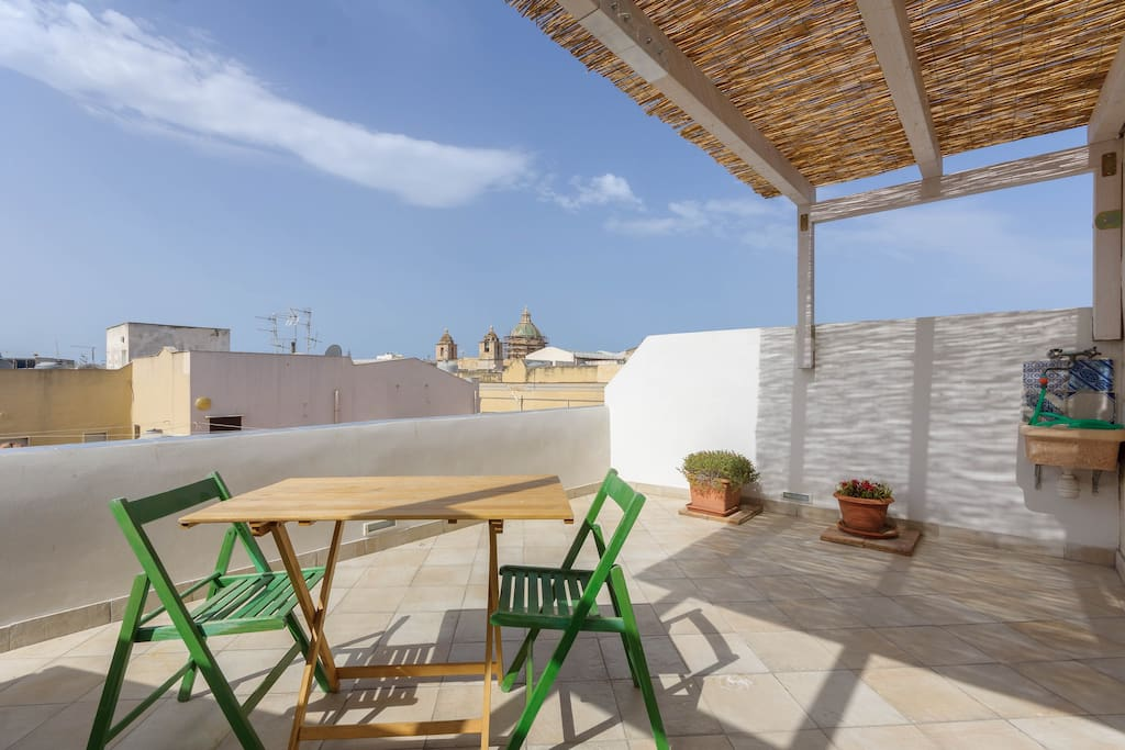 Le casuzze centro storico trapani appartamenti in for Appartamenti sicilia