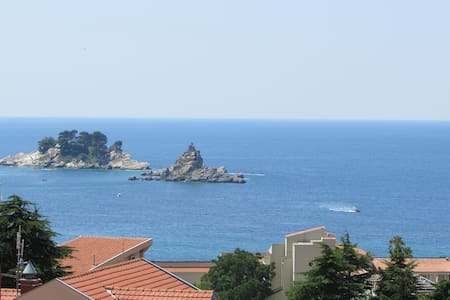 60m2 Apt - Amazing Sea Views  - Petrovac - Appartement