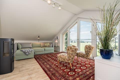 Apartmán Alpenblick - Pokoj s výhledem